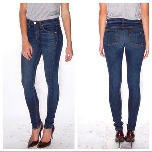 Rag & Bone High Rise skinny jeans sz 27